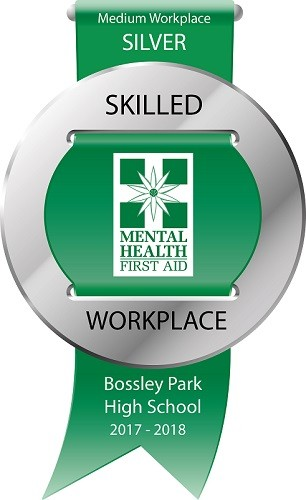 Silver skilled workplace badge